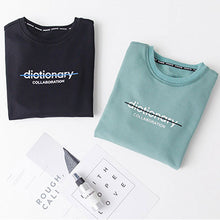 "The ""Dictionary Colab"" Pullover - JSEJ Styles"