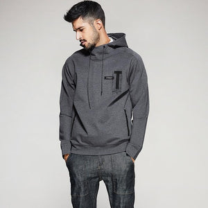 Gray Street Hawk Winter Pullover - JSEJ Styles