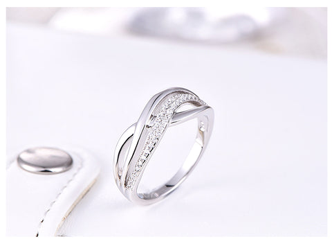 Epicurean Ring 925 Sterling Silver - JSEJ Styles