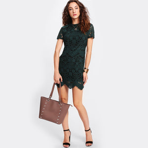 Elegant Party Sheath Dress - JSEJ Styles