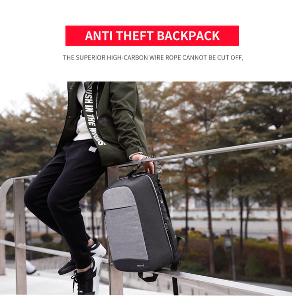 TGN® Anti-Theft Travel Backpack - JSEJ Styles
