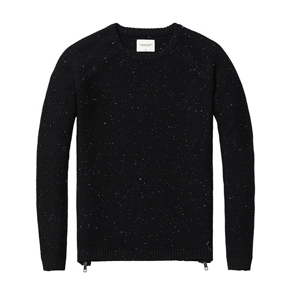 VivaSim White Dot Pullover/Sweater - JSEJ Styles