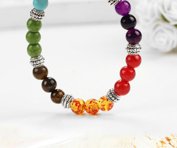 Colorful Beaded Bracelet - JSEJ Styles