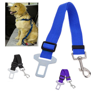 High Quality Universal Nylon Dog Safety Belt - JSEJ Styles