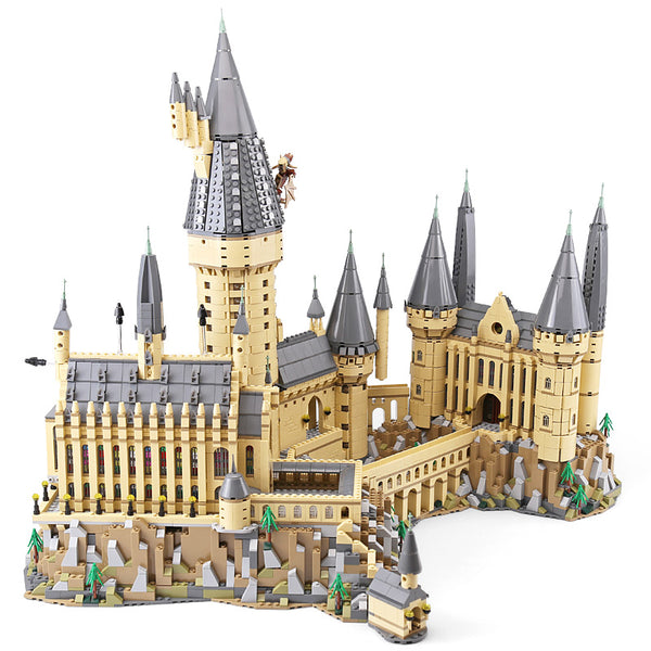 Magic Castle Building Block 6742 PCS - JSEJ Styles