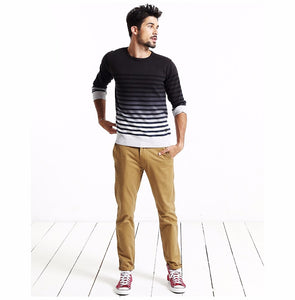 Slim-Straight SW Casual Pants - JSEJ Styles