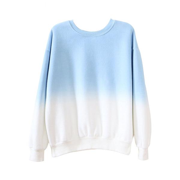 Gradient Colored Sweatshirt - JSEJ Styles