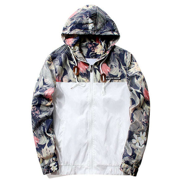Floral Winter Jacket - JSEJ Styles