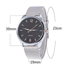 Full Mesh Steel Watch Women - JSEJ Styles