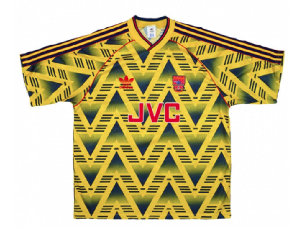 Top 10 Waviest Footy Shirts