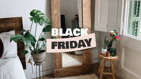 black friday hannun, sustainable handcrafted furniture