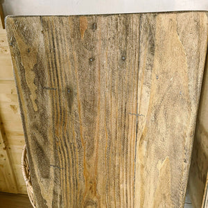 Reuse: Recibidor Rorey madera reciclada