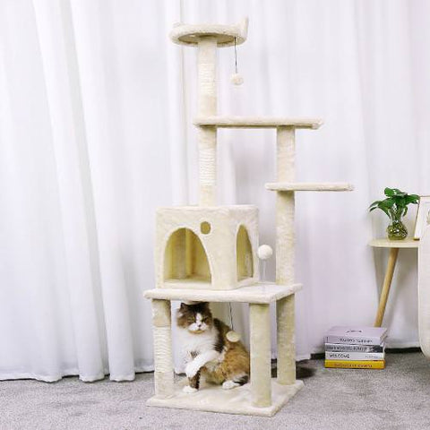 Medium cat tree