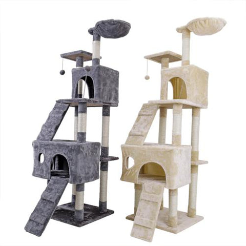 large cat tree