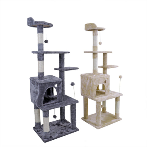Cat tree sisal