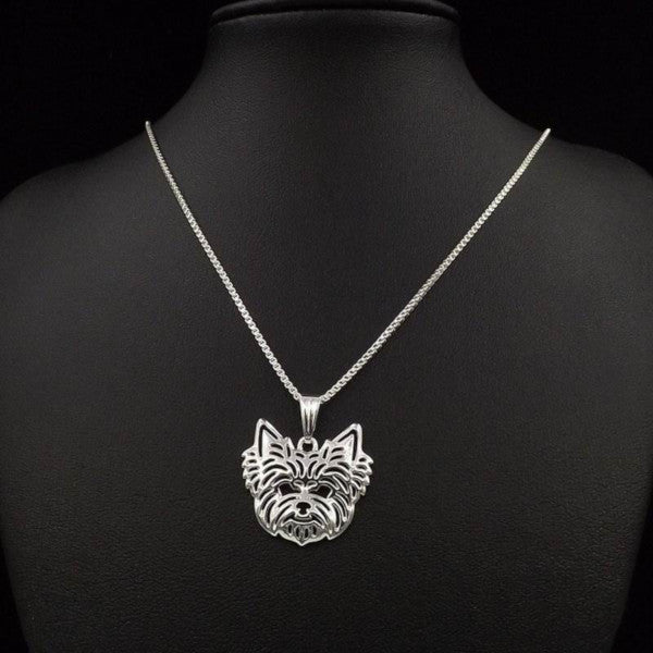 Yorkshire Terrier Necklace