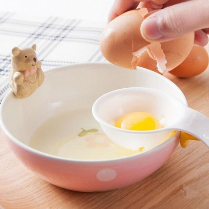 1PC Egg Separator Tools - Silicone - Egg Dividers