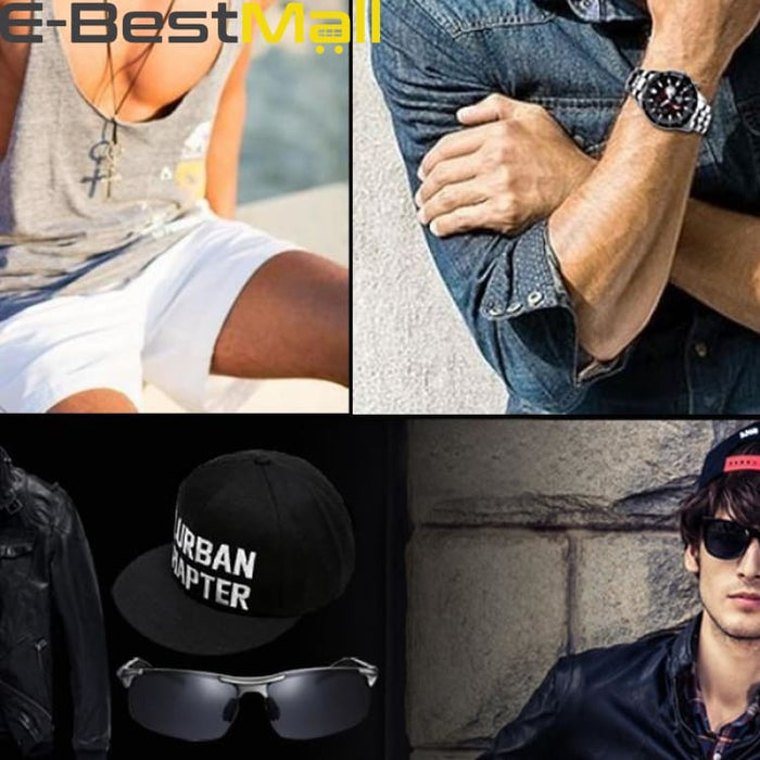 2019 Fashion Sport Watch For Men - Quartz & Sport