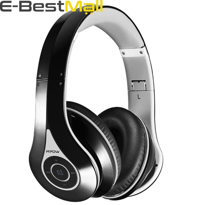 2019 Mpow Bluetooth stereo headphones wireless Bluetooth 4.0 On-Ear noisy cancel HIFI Stereo headset headphones with microphone