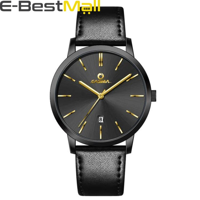 2019 New Watche for Men and Women Waterproof Quartz - CR-5201-BL7men - Luxury watche