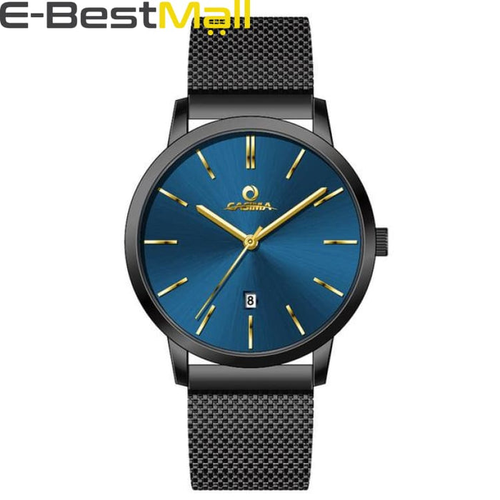 2019 New Watche for Men and Women Waterproof Quartz - CR-5201-BW5men - Luxury watche