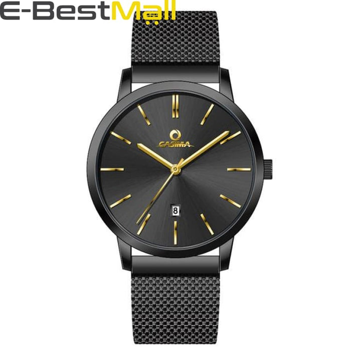 2019 New Watche for Men and Women Waterproof Quartz - CR-5201-BW7men - Luxury watche