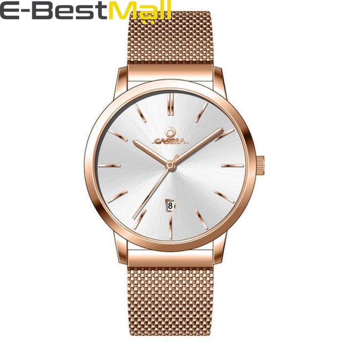 2019 New Watche for Men and Women Waterproof Quartz - CR-5201-RW8men - Luxury watche