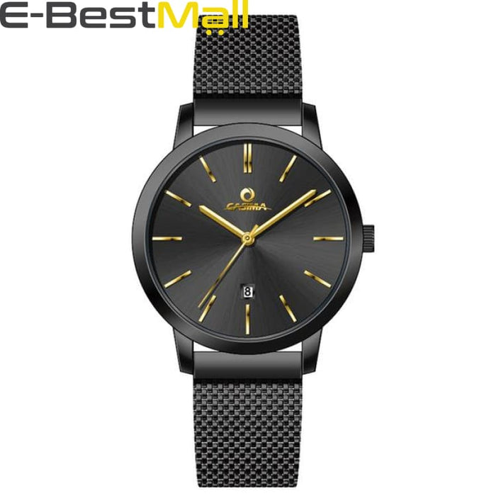 2019 New Watche for Men and Women Waterproof Quartz - CR-5202-BW7women - Luxury watche