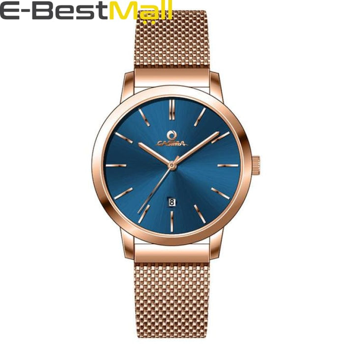 2019 New Watche for Men and Women Waterproof Quartz - CR-5202-RW5women - Luxury watche