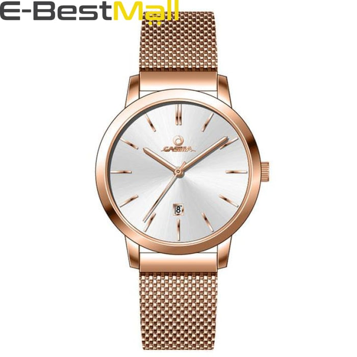 2019 New Watche for Men and Women Waterproof Quartz - CR-5202-RW8women - Luxury watche