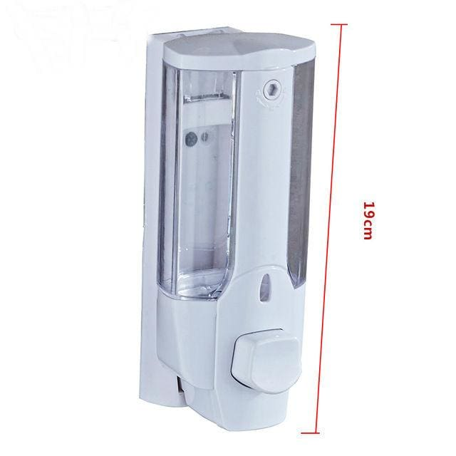 350 ML Liquid Soap Dispenser ABS Platic Manual - Liquid Soap Dispensers