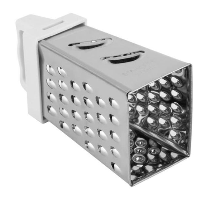 4 Sides Mini Grater Vegetable Slicer - Graters