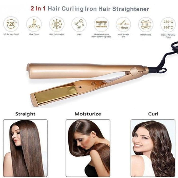 (50% OFF TODAY)LAST DAY PROMOTION)2 IN 1 MYSTAR IRON PRO