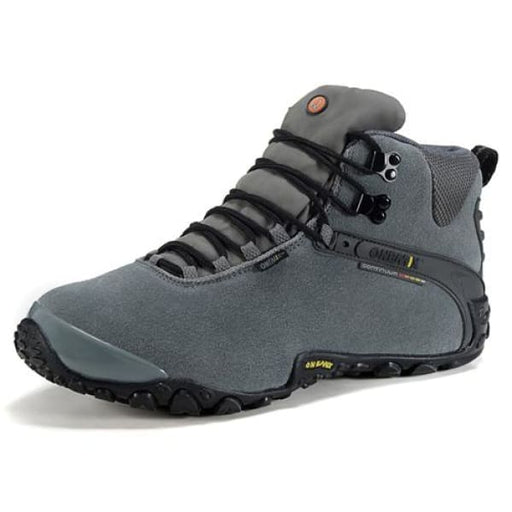 Anti Slip - Womens Trekking Shoes - Grey / 4 - Trekking Shoes