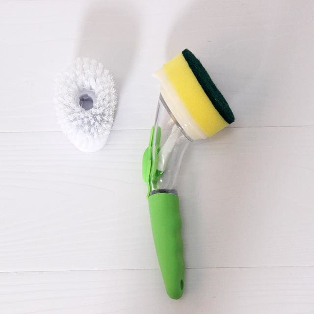 Automatic Liquid Brushless - Kitchen Cleaning Brush - 1 - Cleaning Brushes