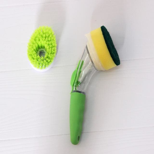 Automatic Liquid Brushless - Kitchen Cleaning Brush - 5 - Cleaning Brushes