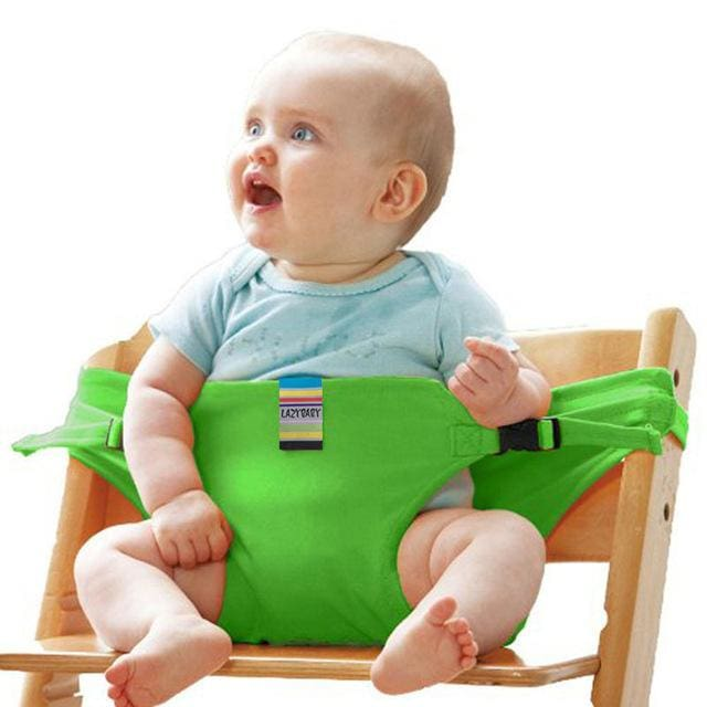 Baby chair seat belt - Army Green - Child Safety Seats