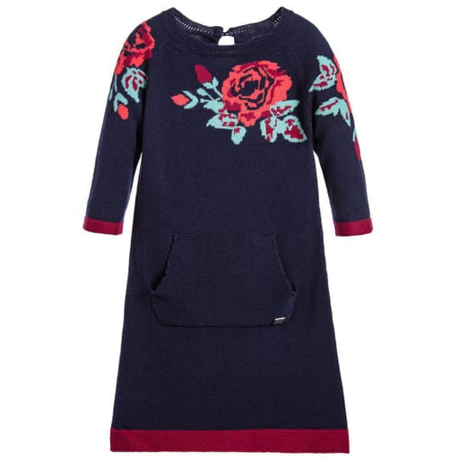 Baby Girls Winter Dress Long Sleeve - 2T - Dresses