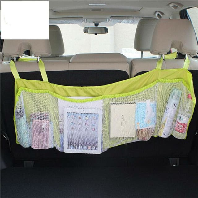 Bag Multi-Pocket Large Capacity For Car - As Shown - Stowing Tidying