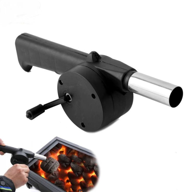 Barbecue fan air blower - Picnic & Camping - BBQ