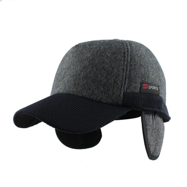 Baseball Cap With Ears For Mens - Baseball Cap