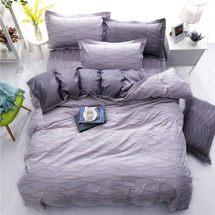 Bedding Set Korean Summer Style - duomei / Full - Bedding Sets