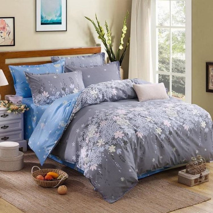 Bedding Set Korean Summer Style - midiexiang / Full - Bedding Sets