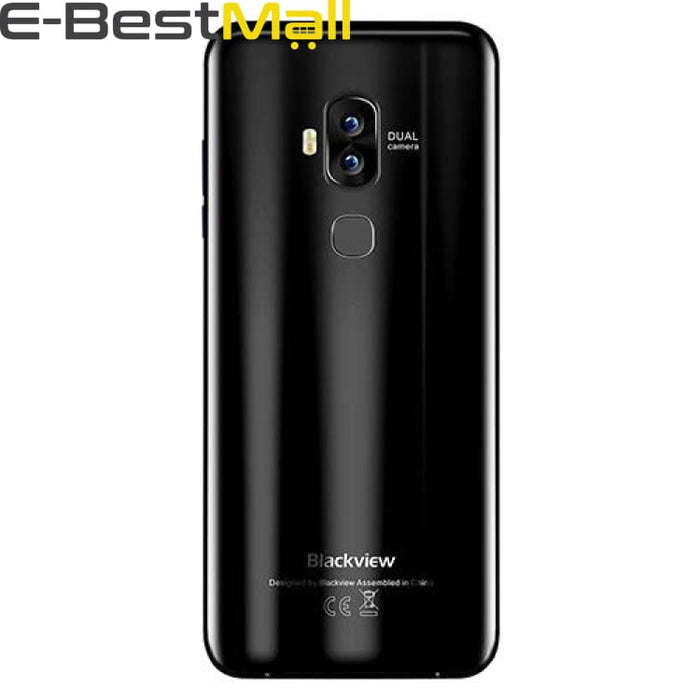 Blackview S8 4GB+64GB Dual Back Cameras + Dual Front Cameras Fingerprint Identification 5.7 Android 7.0 MTK6750T Octa Core 4G - Standart /