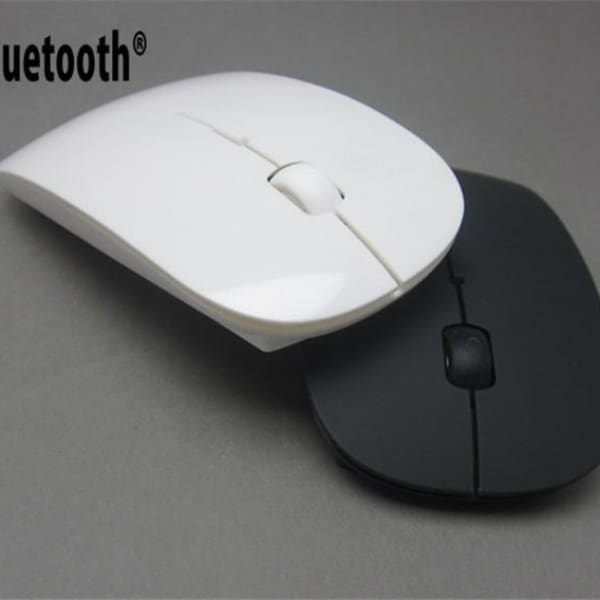 Bluetooth Slim mouse For Ipad/ Mac - iPad accessories