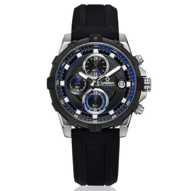 CASIMA - Sport Luxury watches for mens casual charm chronograph quartz waterproof 100m - ST 8306 SP75B - Quartz & Sport