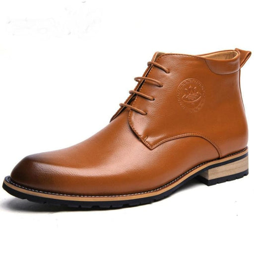 Cowboy boots for men genuine leather - Basic Boots