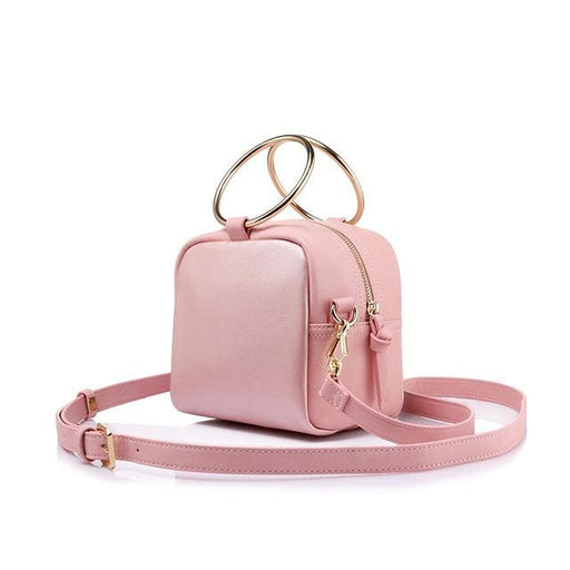 Crossbody Bags for Ladies 2018 - Pink / China / Mini(Max Length<20cm) - Handbags