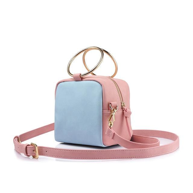 Crossbody Bags for Ladies 2018 - Sky Blue / China / Mini(Max Length<20cm) - Handbags