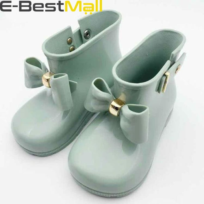 Cute Boots For Baby Girl - green / 3 - Boots